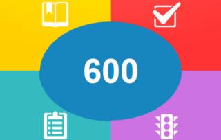 600 câu hỏi sát hạch lái xe ô tô