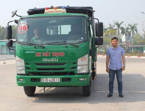 Khóa học lái xe lấy giấy phép hạng C – Học lái xe tải lớn