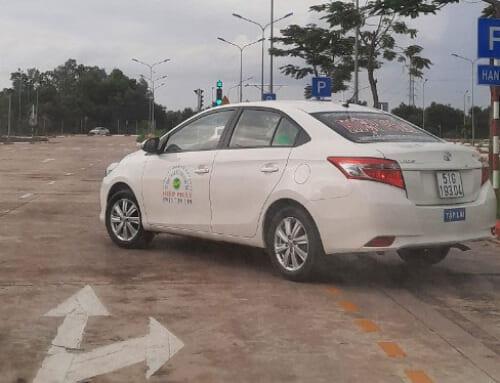 Cho thuê xe tập lái số sàn & số tự động tại TPHCM