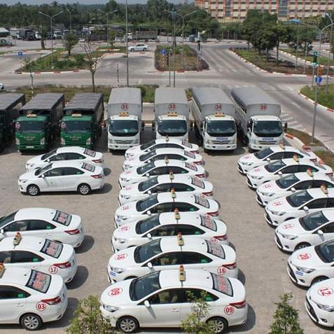 Cho thuê xe tập lái số sàn & số tự động lại TPHCM