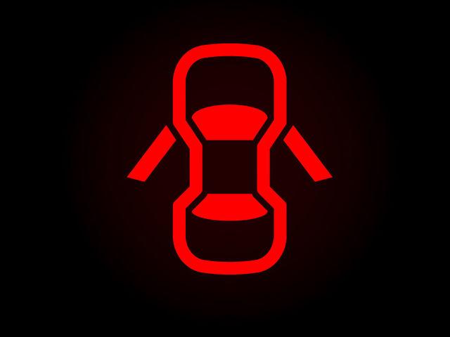 Đèn báo cửa xe chưa đóng chặt