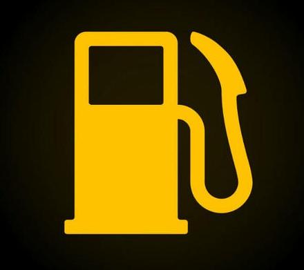 Đèn cảnh báo nhiên liệu