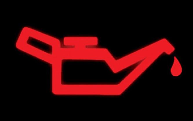 Đèn báo áp lực dầu